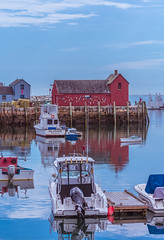 Motiff #1 (jlucierphoto) Tags: summer boats 1 harbor waterfront massachusetts newengland rockport motiff