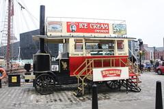 IMG_4614 (RichardAsh1981) Tags: bus liverpool festivals steam albertdock thornycroft steamonthedock2016