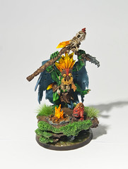 Wurrzag (Tobias Bomm) Tags: painting miniatures warhammer tabletop orc gamesworkshop orruk