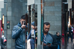 This summed up our trip (daniellih) Tags: selfportrait reflection me june self mirror australia melbourne victoria ngv 2016 canonbody nationalgalleryofvictoria nikonlens freelens freelensing jeephein semicircularspace daniellih