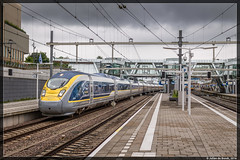 21-06-16 Eurostar e320 4014/4013, Arnhem (Julian de Bondt) Tags: eurostar d arnhem e320 velaro