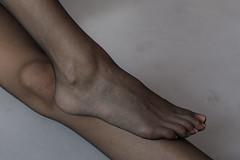 IMG_0949 (fishnet1966) Tags: black feet girl skinny foot legs tights pantyhose nylon