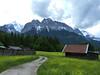 Blick auf die Zugspitze (MsAndi63) Tags: bayerischealpen panasoniclumixfz150 alpinegarmischpartenkirchen