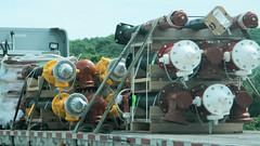Yellow and Red (blazer8696) Tags: 2016 brewster ecw ny newyork sodom t2016 usa unitedstates fire hydrant hydrants plug red yellow rteny022 rteus202 rteus006 rtei084 rtei684