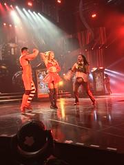 IMG_6604 (thekrisharris) Tags: las vegas music me work dance costume concert theater spears nevada casino pop resort nv hollywood bitch singer blonde planet piece britney axis