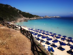 Santa Teresa di Gallura (Luciano Rizzello) Tags: sardegna sardinia shore niceweather cielosereno spiaggiarenabianca