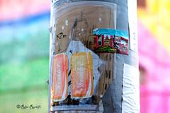 Roma. Ostiense. Street art-sticker art by K2m, Freakbol and... (R come Rit@) Tags: urban italy streetart rome roma muro art wall photography graffiti stickerart italia arte contemporaryart label streetphotography wallart iowa urbanart labels roadsign walls graff segnalistradali graffitiart muri trafficsignals signposts ostiense arteurbana stickerbomb k2m graffitirome italystreetart streetartitaly romegraffiti graffitiroma slapart streetartrome streetartphotography romastreetart streetartroma romestreetart urbanartroma stickervandal ritarestifo signscommunication romeurbanart kappa2emme freakbol