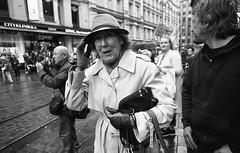 Street portraits (__ _) Tags: portrait urban blackandwhite film contrast helsinki faces streetphotography environment hp5 ilford humans socialdocumentary pushprocess selfdeveloped streetportraiture tonality ei800