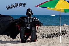 IT'S SUMMER!!!!!!! (StarSaberSlash) Tags: school summer freedom starwars over free finals darthvader schoolsout