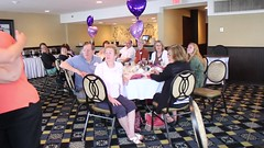 Helena's 70th Birthday Party (7/9/2016) (nomad7674) Tags: 2016 20160709 july aunt helena birthday leyna 70th seventieth 70 seventy point pleasant nj shore family friends wharfside restaurant happy song singing everyone video
