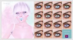 MESANGE - Antikythera Mechanism (~ MESANGE ~) Tags: male fashion female eyes geek omega sl event secondlife scifi cyborg cosmetics genesis unisex mesheyes appliers standardeyes
