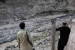 008-Teleferic per creuar el riu (ferran_latorre) Tags: alpinismo alpinism pakistan karakorum nangaparbat ferranlatorre cat14x8000