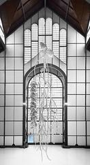 Museo Universitario del Chopo (FridArmenta Fotografa) Tags: lines architecture arquitectura place symmetry formas lugar lineas figura simetra cdmx fridarmenta