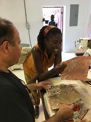 IMG_9779 (Haiti Partners) Tags: haiti adeca childrensacademy june 2016 entrepreneurship papermaking