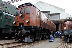 Be 4/6 12320 (ice91prinzeugen) Tags: sbb historic be depot 46 ffs lokomotive 2016 cff gottardo elok erstfeld