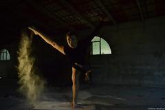 _DSC0076 (DilettaManfredi) Tags: dancer dance darklight light dark movement dancing explore inexplore explored nikon nikond3100 nikonclub potrait photography photo