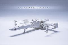 Ghost White X Wing (ChristiansCreations) Tags: white art starwars lego xwing legostarwars