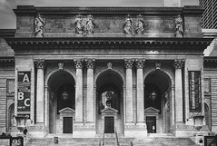 New York Public Library (_Sylvian) Tags: nyc usa ny newyork building architecture manhattan library landmark publiclibrary