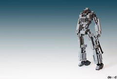 Yoshi (Devid VII) Tags: robot lego military mecha mech moc devid devidvii
