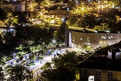 Museo Casa de la Memoria (TobiTr3s) Tags: medellin antioquia noche nocturna diafragma luz luces