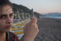 DSC00784 (JasonSwindells) Tags: travel sunset sun tourism beach hellas tourist greece rhodes rhodos a6000