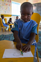 adksl louga (Pietro Luzzati) Tags: school education senegal cisv ong ngo