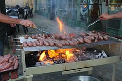 (danielebenvenuti) Tags: food fire reflex sausages fuoco grigliata salsicce canono canon700d