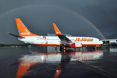 HL-8064  B737-8AS(WL)  JeJu Air (n707pm) Tags: airplane airport aircraft airline boeing ryanair dub jja airliner 737 b737 737800 ryr collinstown eidw jejuair eiefb eirtech eirtechaviation 01072016 cn37352 hl8064