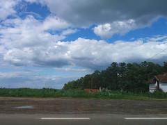 Serbia (Jelena1) Tags: road sky cloud naturaleza primavera nature clouds spring carretera serbia natur himmel wolken route ciel cielo nubes balkans nuages priroda ontheroad printemps put frhling vr vg srbija oblak nebo moln prolece oblaci strase naputu