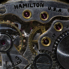 Hamilton (KellarW) Tags: hamilton watch gears watchgears steampunk mechanical mechanism engineering precision time ticktock gold jewels usa madeinamerica madeintheus madeintheusa 17 fast slow hamiltonwatch square macro detail detailed stackfocus canonmpe65mmf2815xmacro canon5diii 5diii 5dmarkiii 5dmkiii philipshue