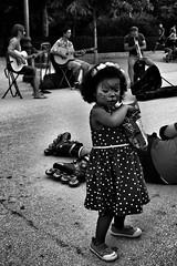 image (Luis Iturmendi) Tags: madrid street blackandwhite bw blancoynegro monochrome childhood monocromo calle streetphotography infancia