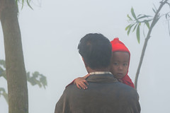 Untitled.... (sayed kallol) Tags: bogra bangladesh portrait winter morning earlymorning fog child kid father nikon d700 80200