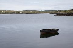 Boat (arripay) Tags: ireland galway harbor boat harbour connemara beg letterfrack ballinakill dawros ballynakill