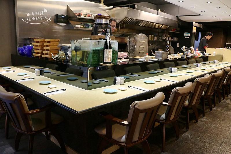 行天宮日本料理無菜單御代櫻 寿司割烹006