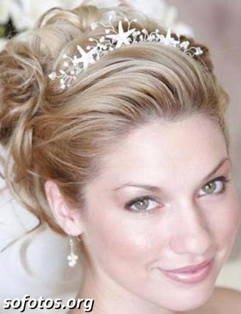 Penteados para noiva 122