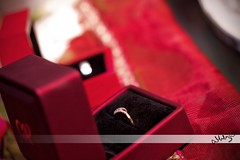 (Mortuza Alam) Tags: party canon eos gold engagement engagementring ring diamond function engagementparty 50d