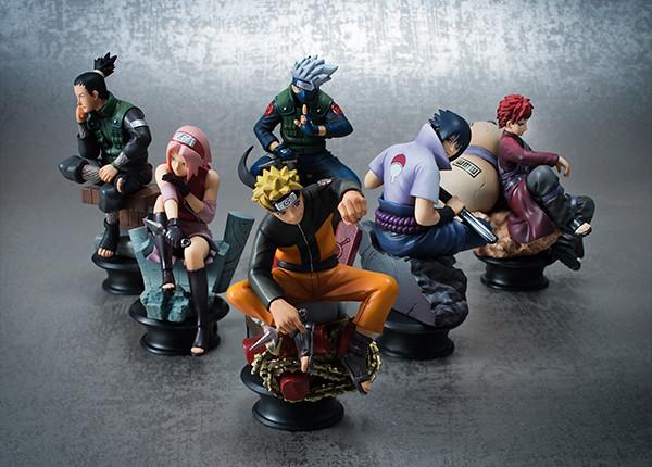 【360度模式】Megahouse Naruto 火影忍者 疾風傳 西洋棋