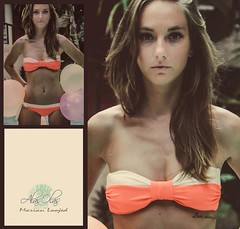 AlasOlas Swimwear (Melanie Tissot) Tags: fashion del mexico photography model famous melanie playa suit alas bathing brand carmen olas swimwear marian tissot photoshooting alasolas loojed