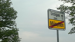Out of München
