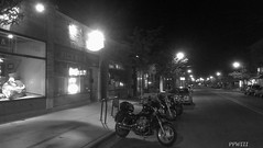 Bike Night @ The Pick (PPWIII) Tags: bike cherry diamond motorcycle grandrapids pick pickwick
