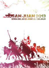 Cartel San Juan 2013