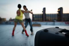 Till the end (Pensiero) Tags: roof newyork brooklyn dance tetto dancers danza tetti roofs speaker williamsburg cassa coreography ballerini coreografia altoparlante