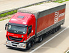 Iveco Stralis Hi Way B 49 RUU - Arcese (gylesnikki) Tags: new red truck artic iveco hiway 2013 stralis arcese hiroad