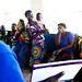 Marie Stopes International outreach team talks to women in Zambia