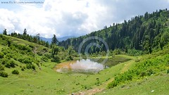 Siri Lake (Ameer Hamza) Tags: lake nature northernpakistan lakesinpakistan lakesofpakistan