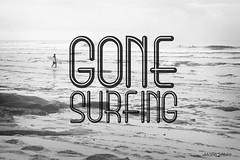 Gone Surfing (Marie Sbi) Tags: ocean sea bali sun seascape beach indonesia island sand surf wave surfing