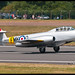 Classic Air Force Meteor T7 Display
