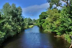 The River Kelvin (Impact Imagz) Tags: scotland glasgow rivers partick riverkelvin salmonrivers