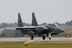 F-15E 91-0327 LN USAF (Jarco Hage) Tags: fighter force eagle aviation air strike fighters usaf mil f15 lakenheath militair f15e egul byjarcohage