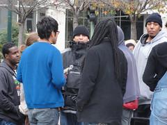 2011/11/24 OccupyOakland Thanksgiving Day (Daniel Arauz) Tags: thanksgivingday oaklandpolice opd occupy occupyoakland